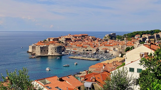 The city on the sea - Dubrovnik