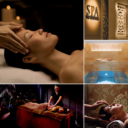 Top 5 of the month: the best spas/massages in Hong Kong